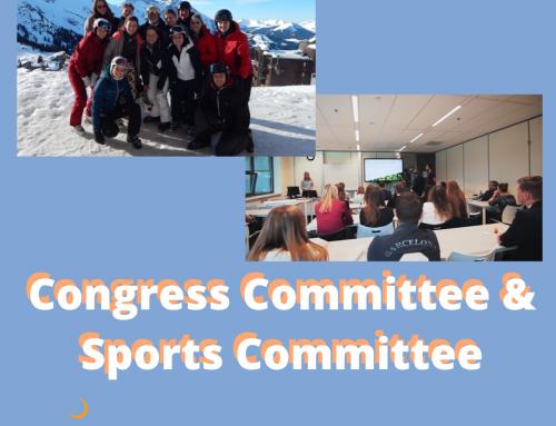 Committee Market: Congress Committee & Sports Committee