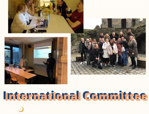 Committee Market: International Committee