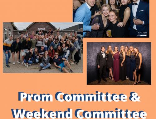 Committee Market: Prom Committee & Weekend Committee